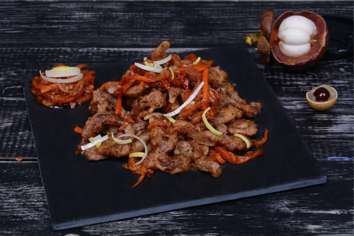 Хрустящая телятина по-китайски, Hungry Husband
