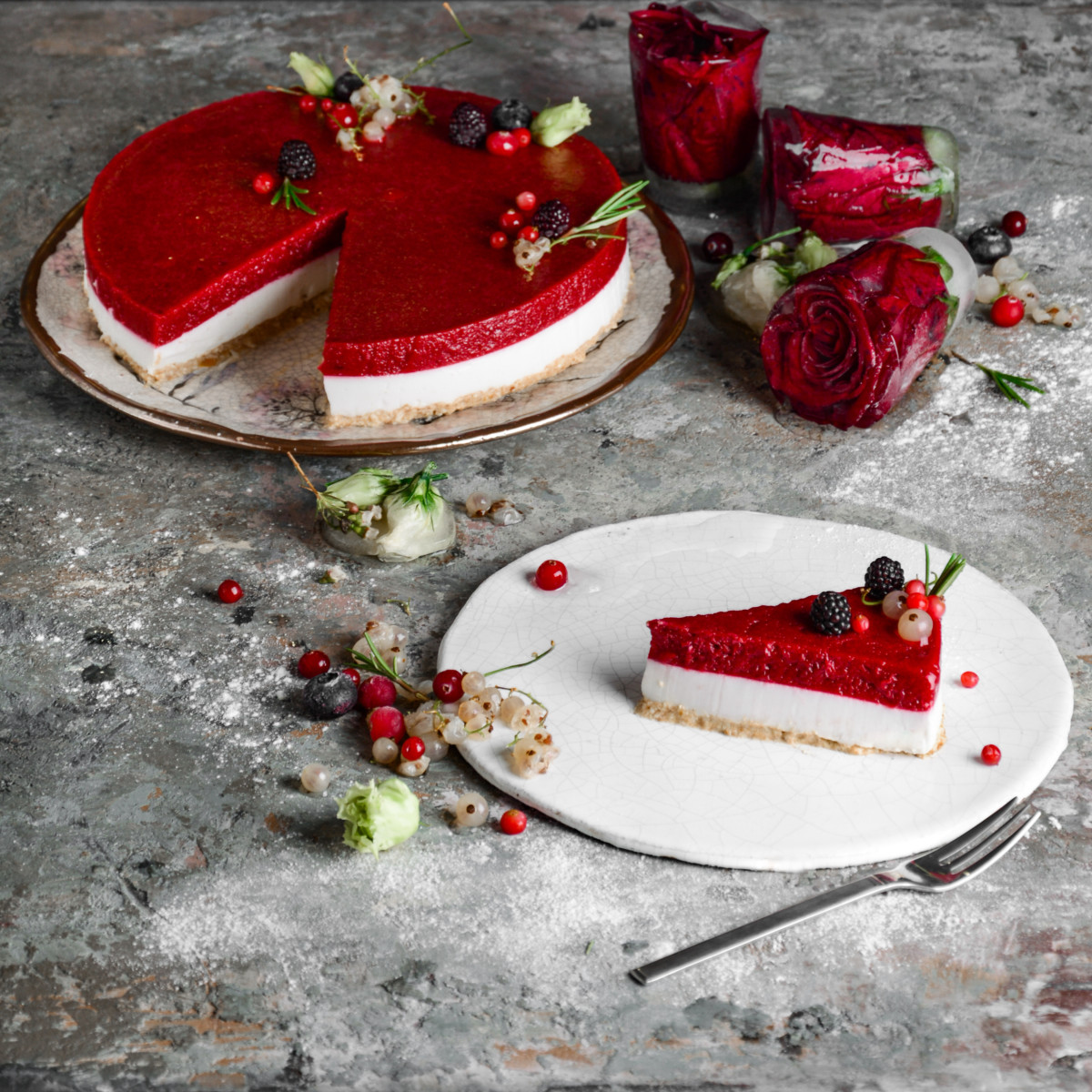торт без сахара 1
