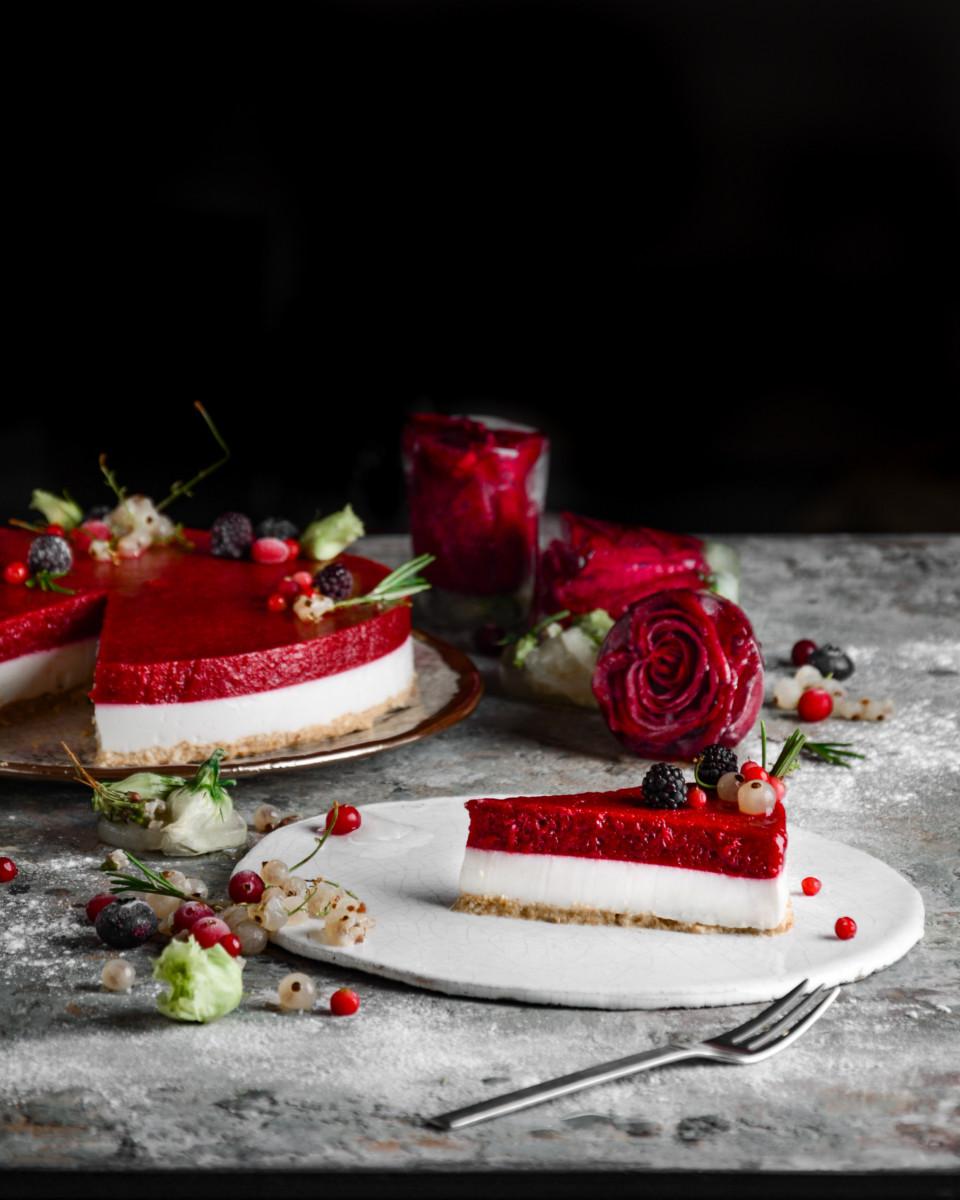торт без сахара