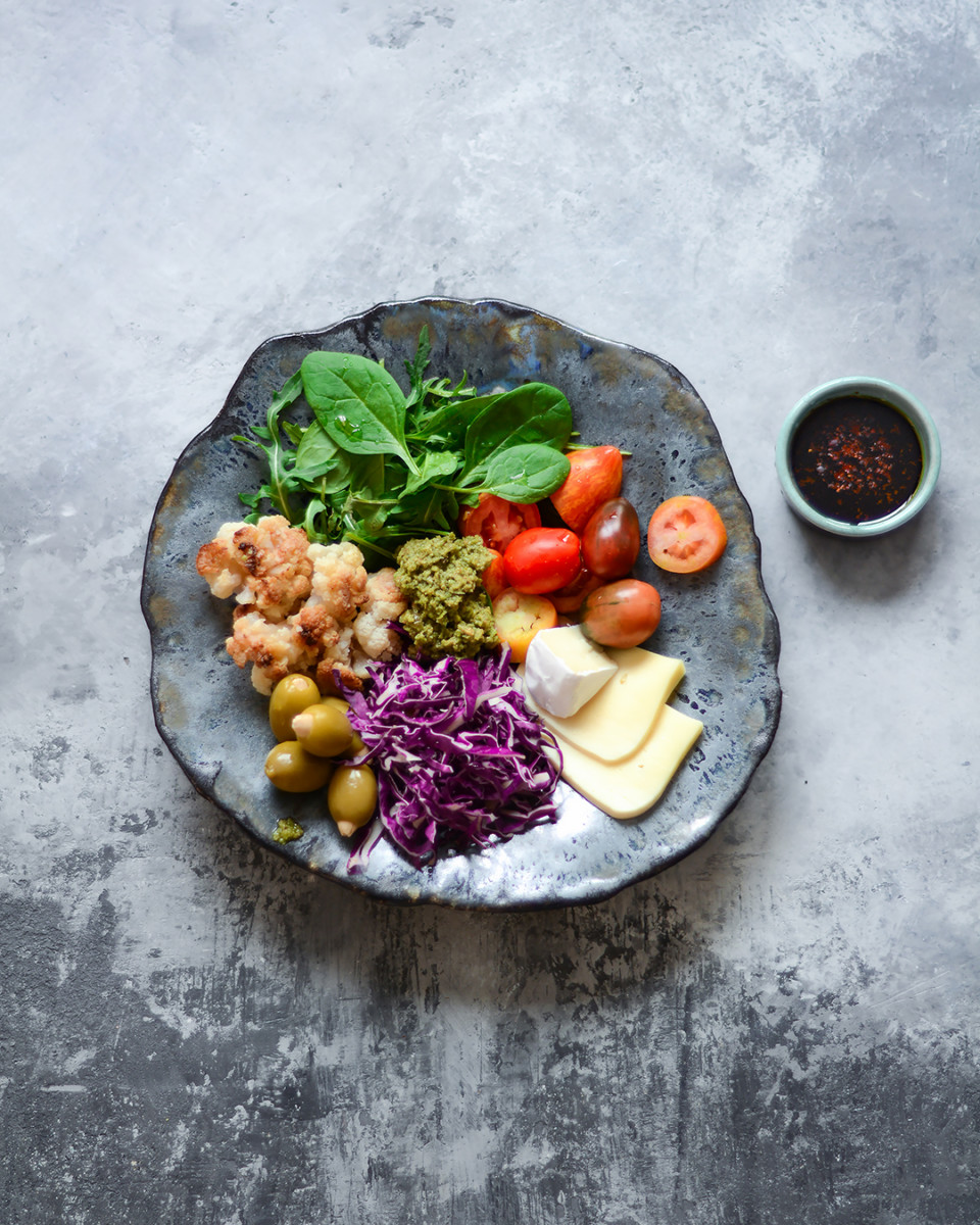 salad bowl инст